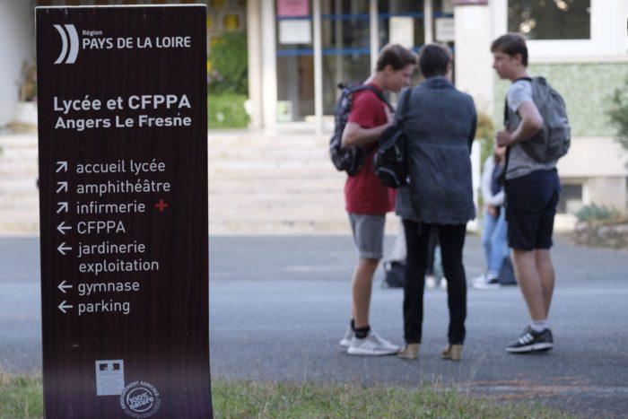 Lycée Le Fresne, lycée d'enseignement général et technologique agricole d'Angers.