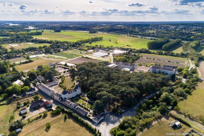 lycée CFAA 49 CFPPA Le Fresne à Angers lycée d'enseignement général et technologique centre de formation d'apprentis et centre de formation pour adulte